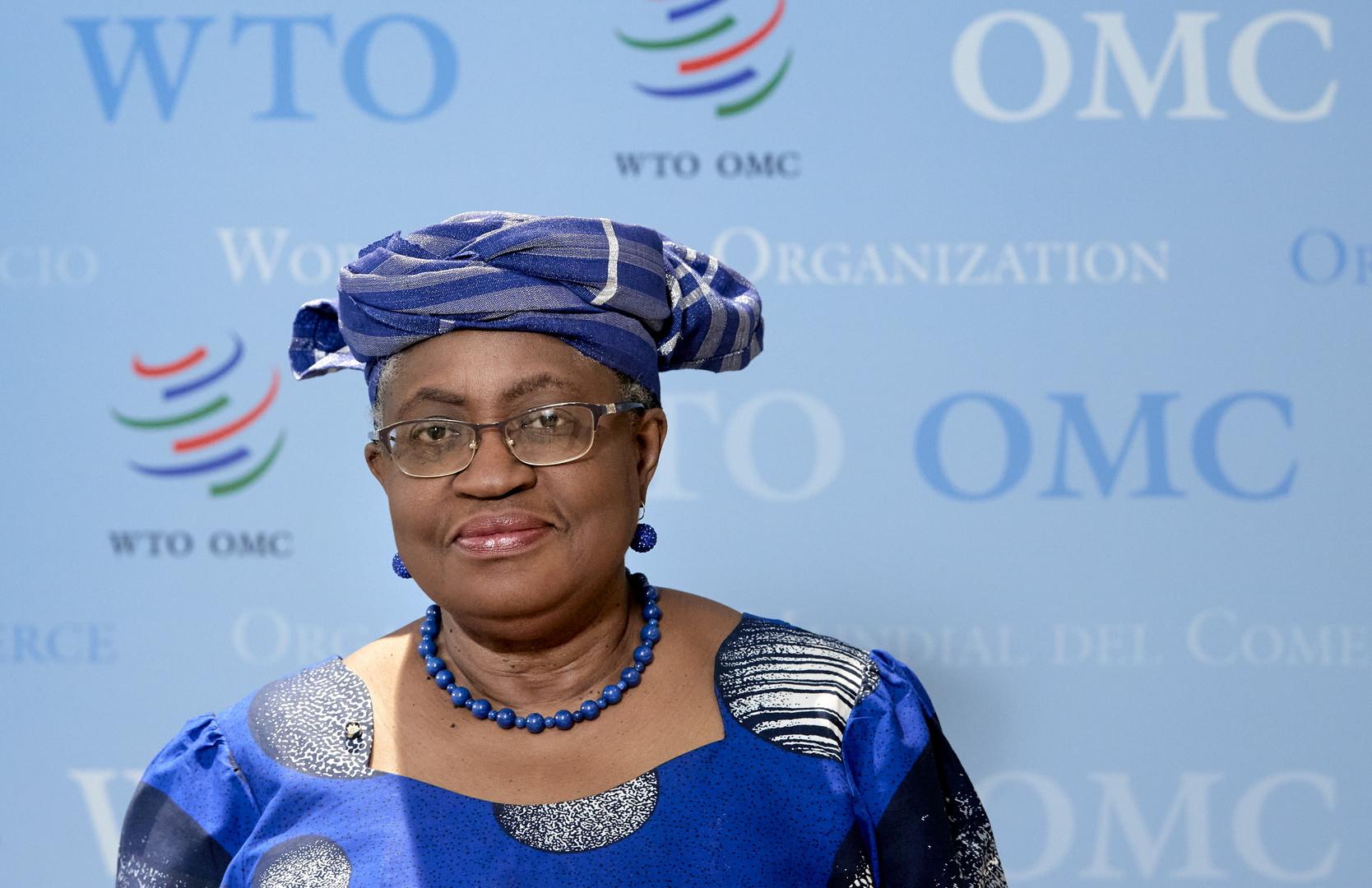 المديرة العامة لمنظمة التجارة العالمية نغوزي أوكونجو إيويلا