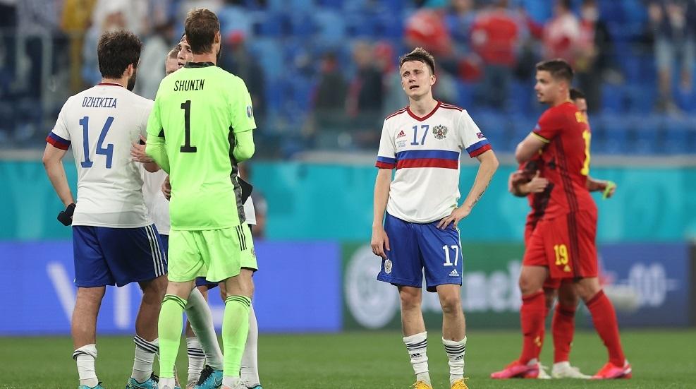 منتخب روسيا يسجل رقما قياسيا سلبيا في كأس أوروبا