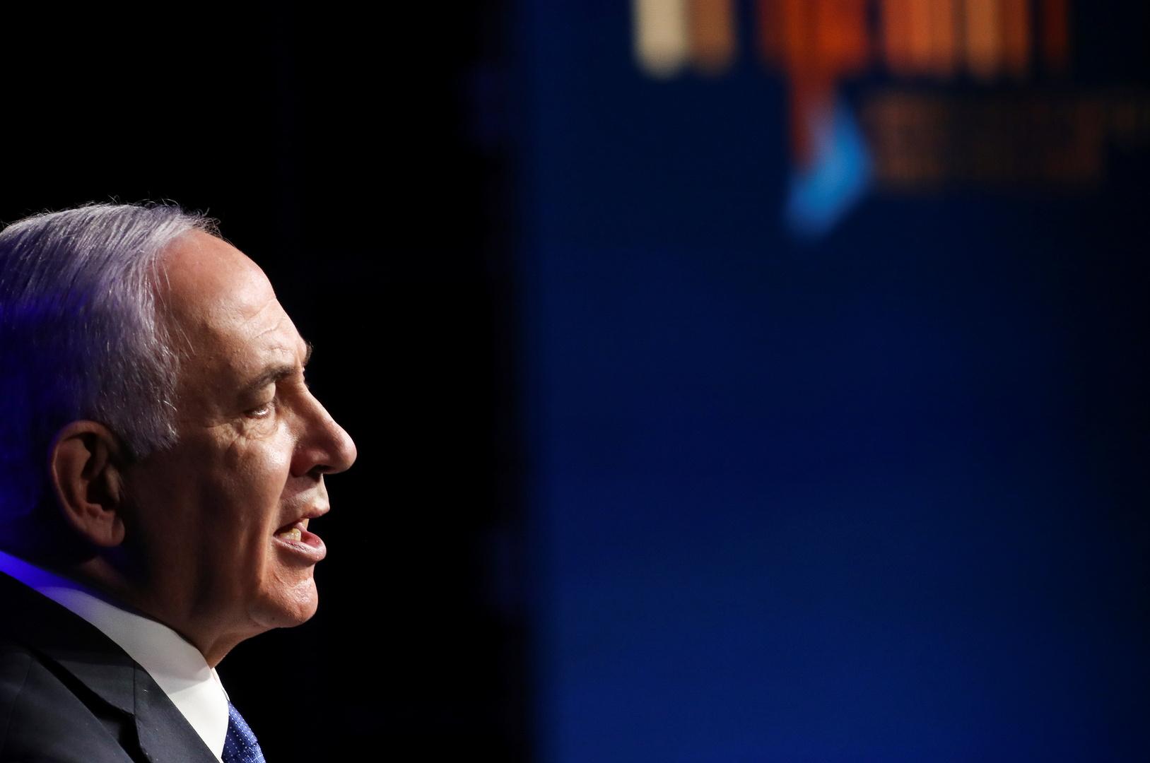 نتنياهو مشككا بأهلية بينيت ولابيد: كيف ستقاومون قيام دولة فلسطينية؟
