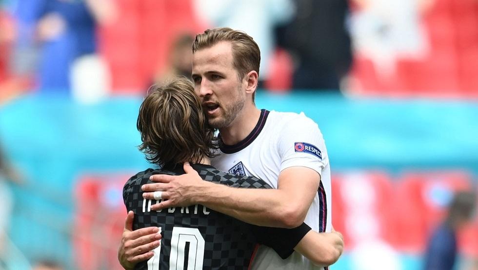 إنجلترا تتفوق على كرواتيا في