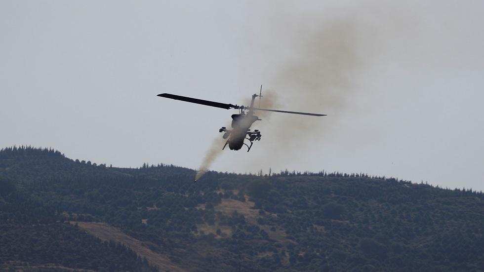 الجيش التركي يقصف أهدافا في بلدة تل رفعت السورية ردا على هجوم ضد مستشفى