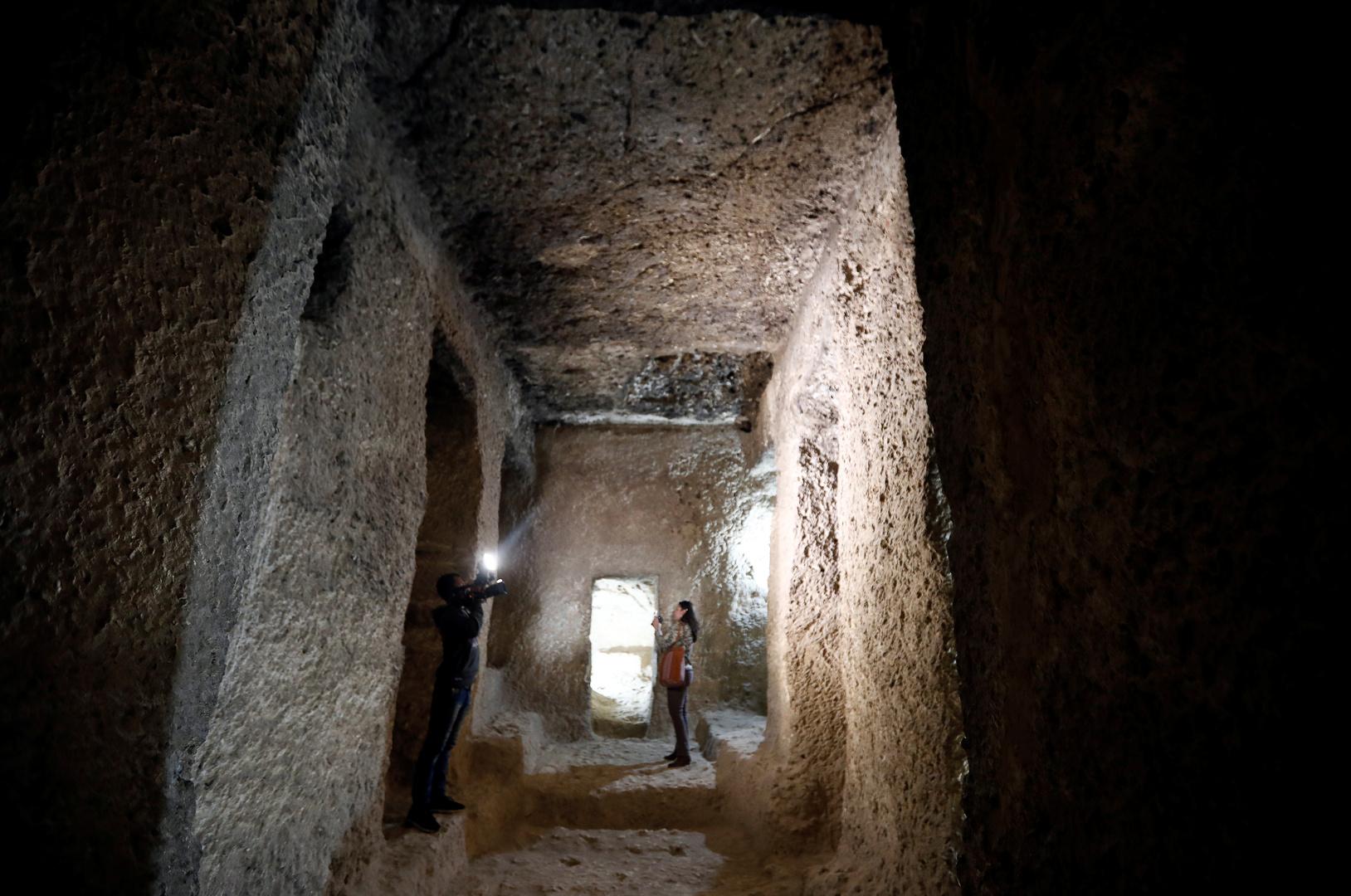 مواقع أثرية في المنيا