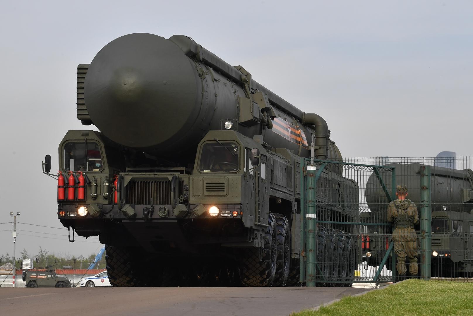 تقرير: ارتفاع عدد قطع السلاح النووي المنتشرة في القوات العملياتية عالميا