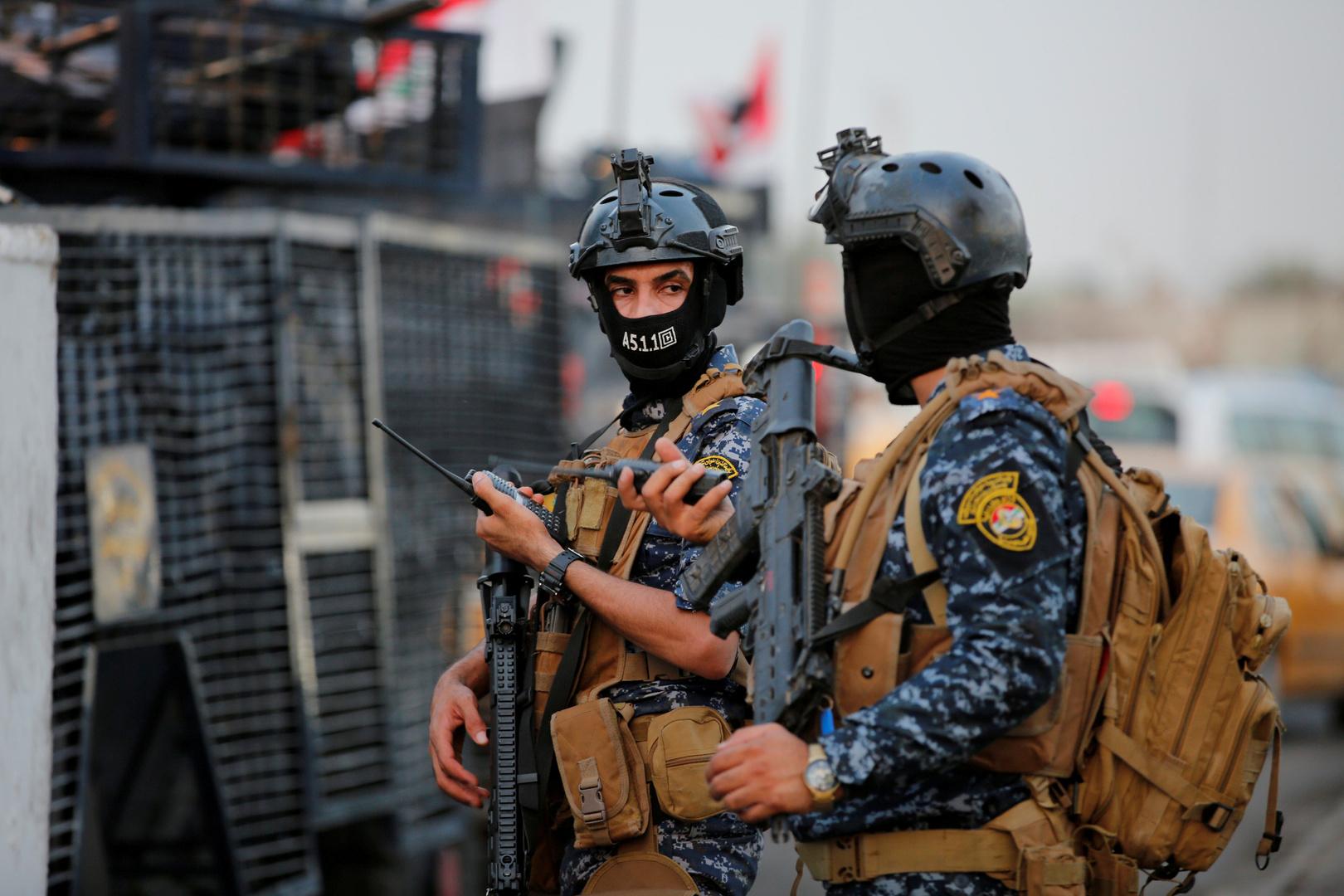 العراق.. العثور على معمل لتصنيع العبوات الناسفة في كركوك