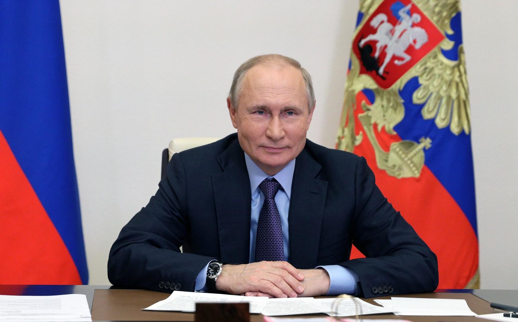 بوتين يهنئ بينيت بمناسبة توليه رئاسة الحكومة الإسرائيلية