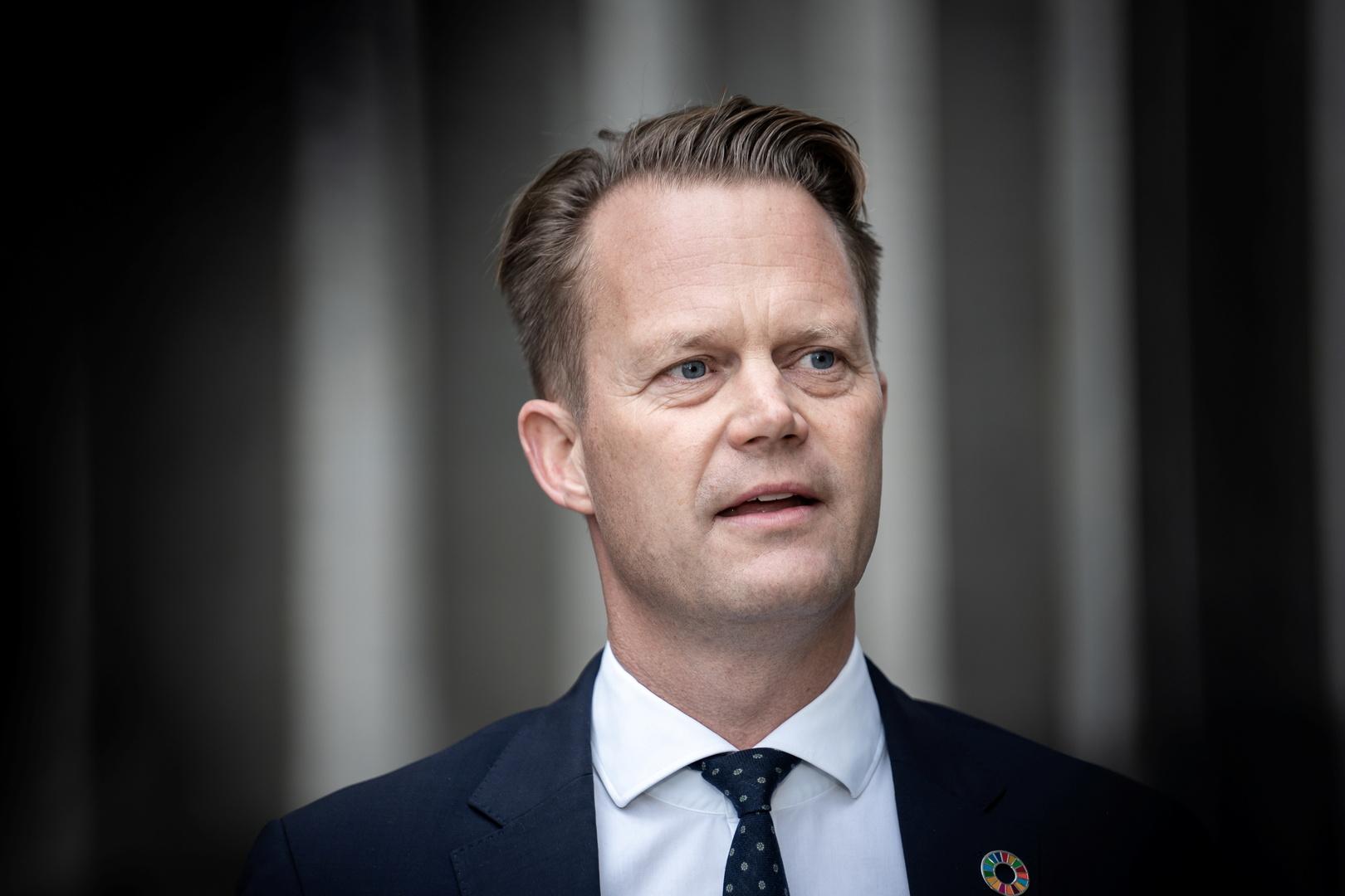 الدنمارك تستدعي السفير الروسي على خلفية مزاعم انتهاك مقاتلات روسية لمجالها الجوي