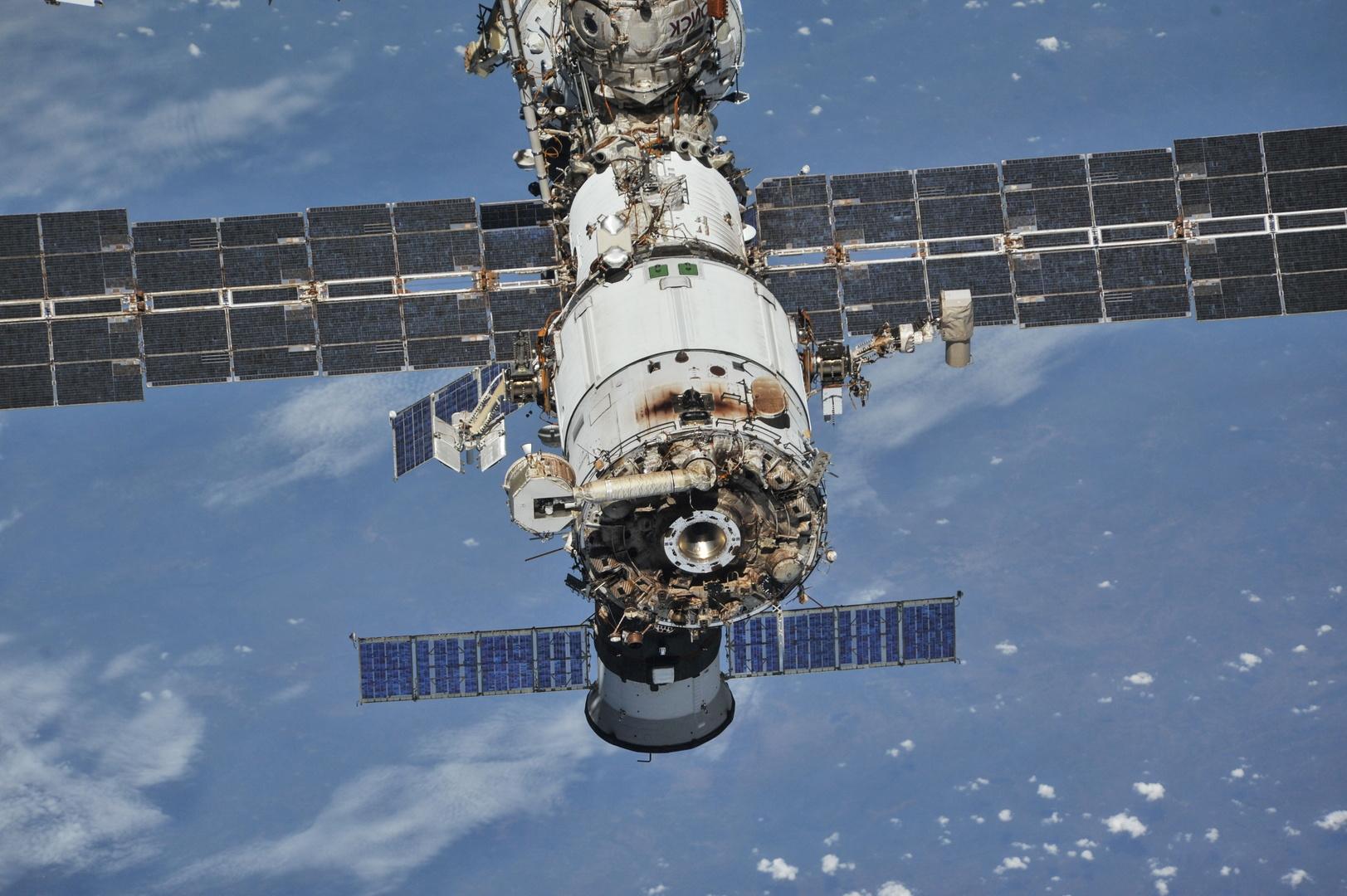رواد الفضاء في المحطة الدولية يشتكون من الحرارة المرتفعة في الوحدة الأمريكية