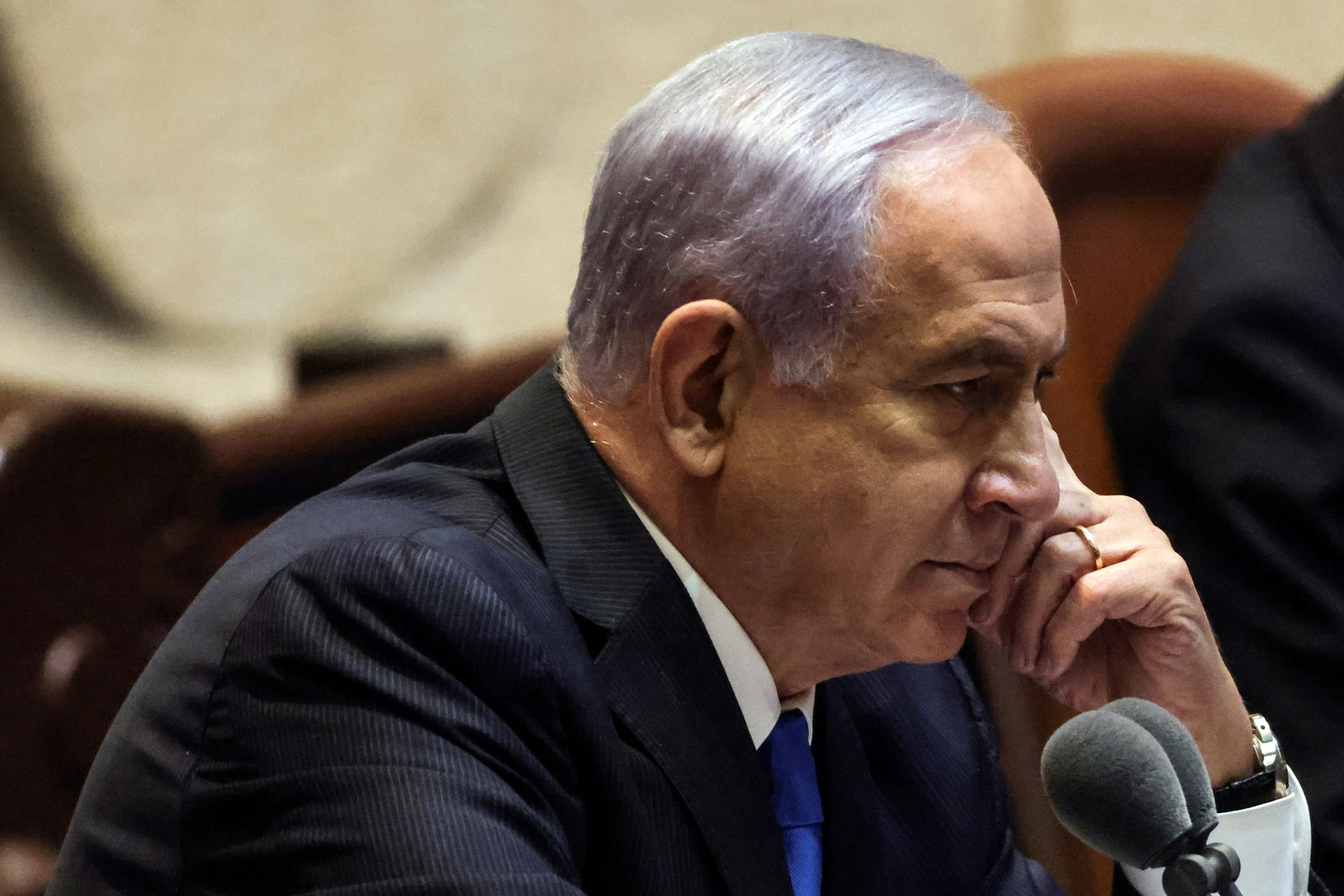 رئيس الوزراء الإسرائيلي السابق، بنيامين نتنياهو