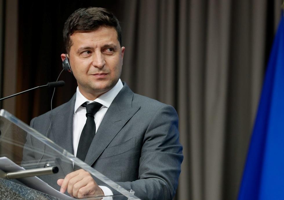 زيلينسكي: أوكرانيا تظهر