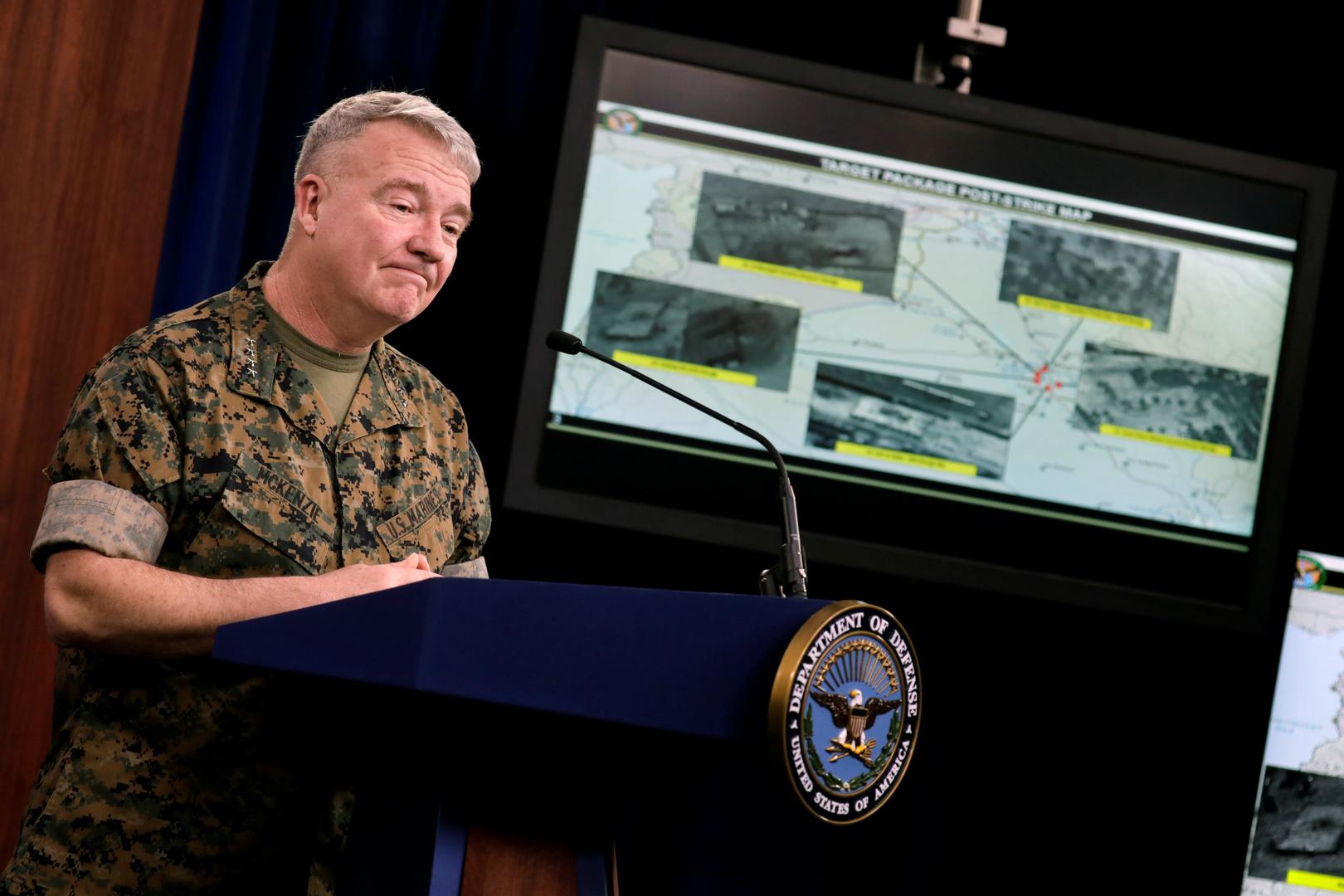 جنرال أمريكي: لن نقدم دعما جويا للقوات الأفغانية بعد انسحابنا