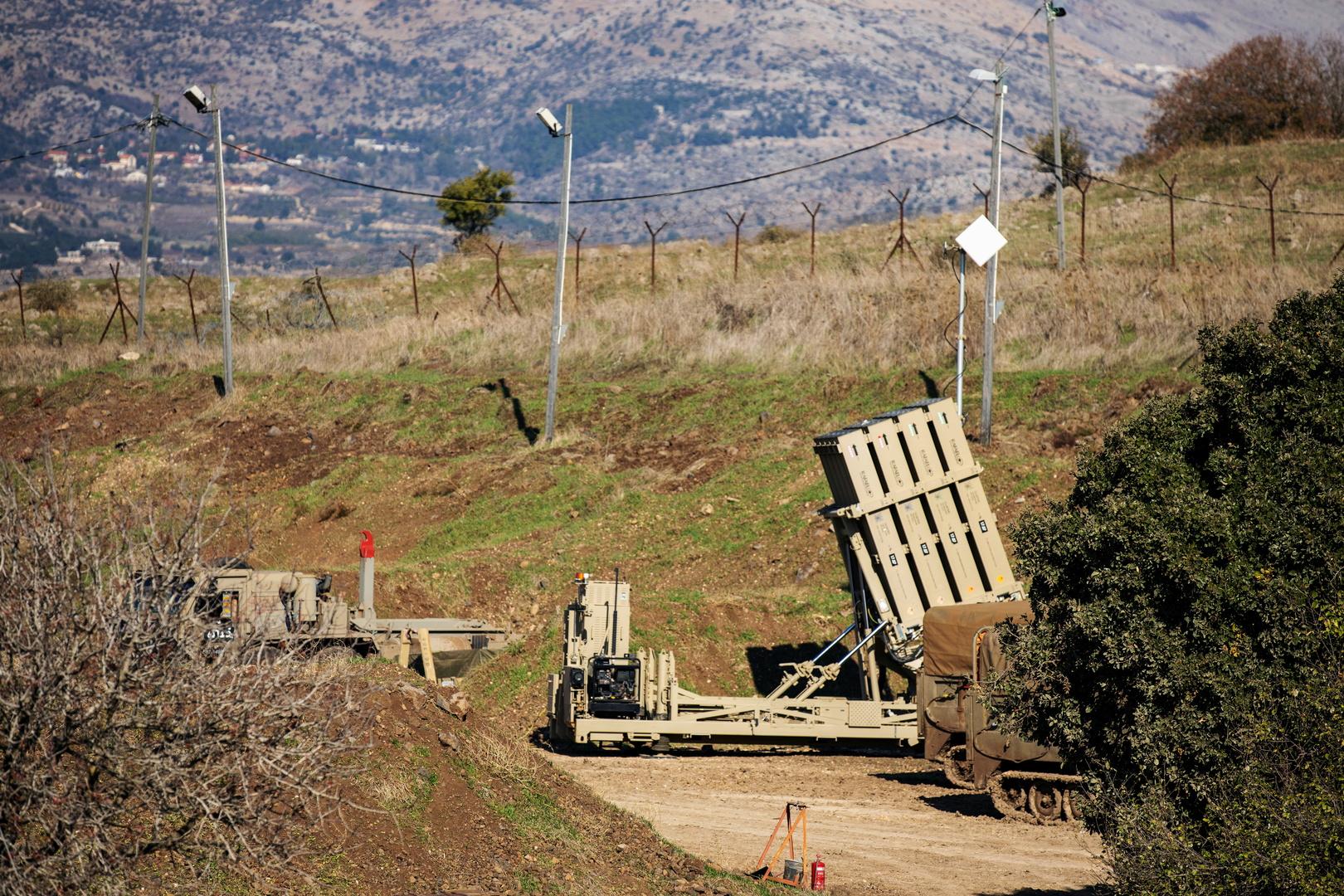الجيش الإسرائيلي يقرر نشر بطاريات القبة الحديدية في جميع أنحاء إسرائيل قبيل