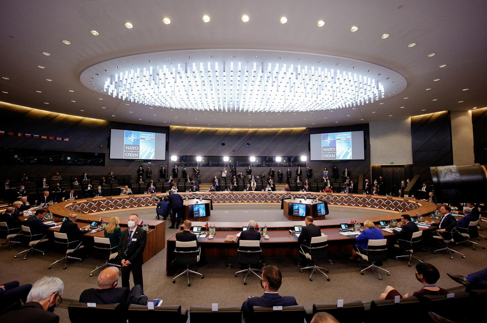 بكين تدعو الناتو للكف عن المبالغة في