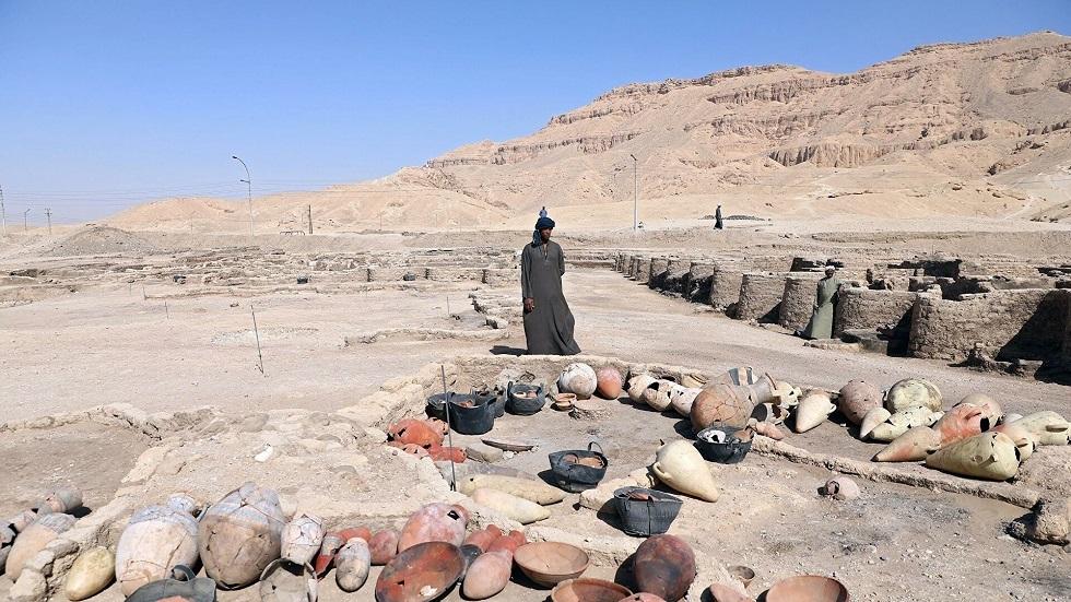 علماء الآثار الروس يحاولون حل لغز المعبد البيزنطي في سوريا