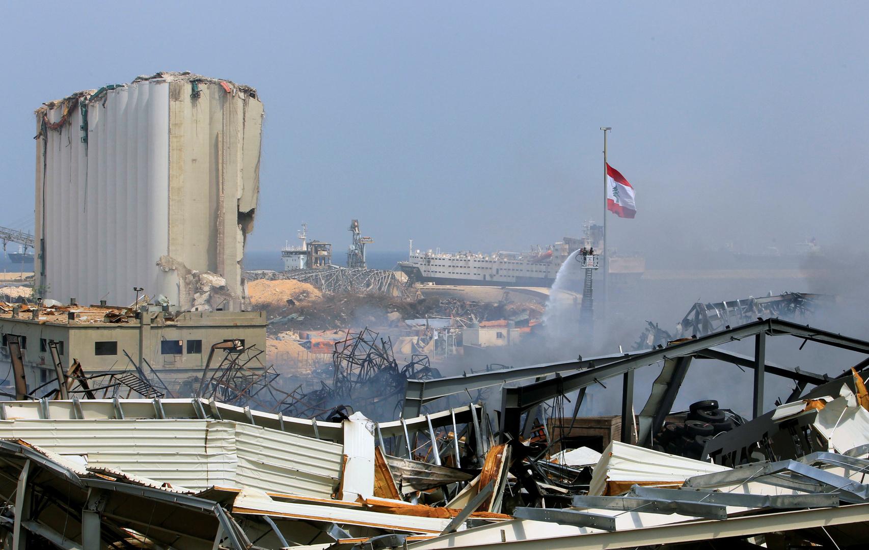 منظمات حقوقية تطالب بلجنة أممية للتحقيق في انفجار مرفأ بيروت