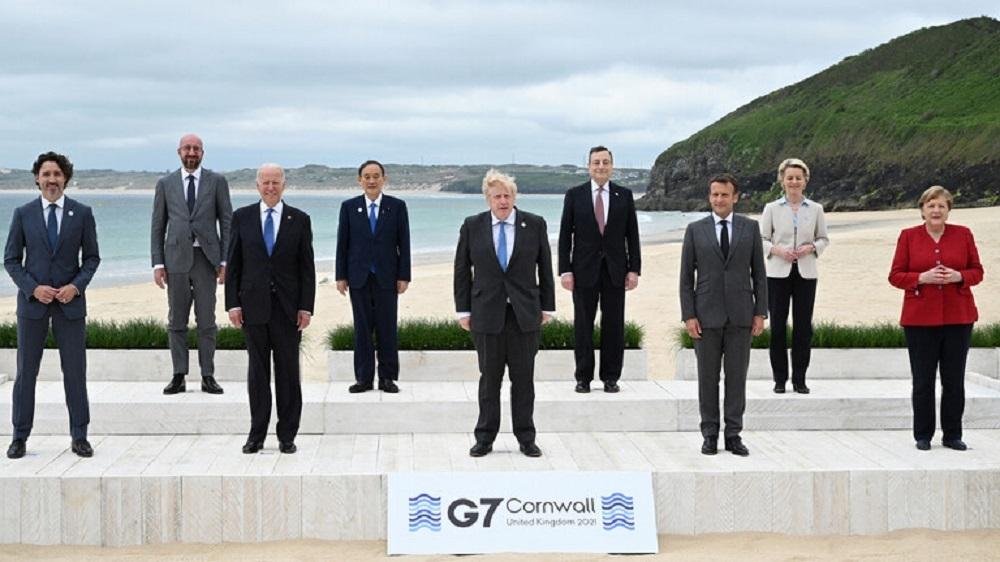 مجموعة الدول السبع