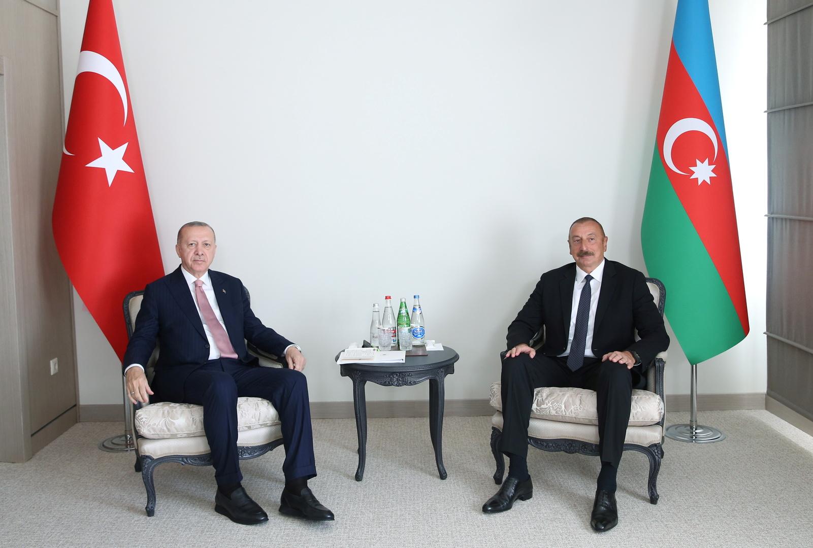 في أول زيارة لأردوغان إلى قره باغ..