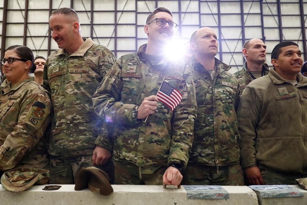 الجيش الأمريكي: أكملنا عملية الانسحاب من أفغانستان بنسبة تجاوزت 50%