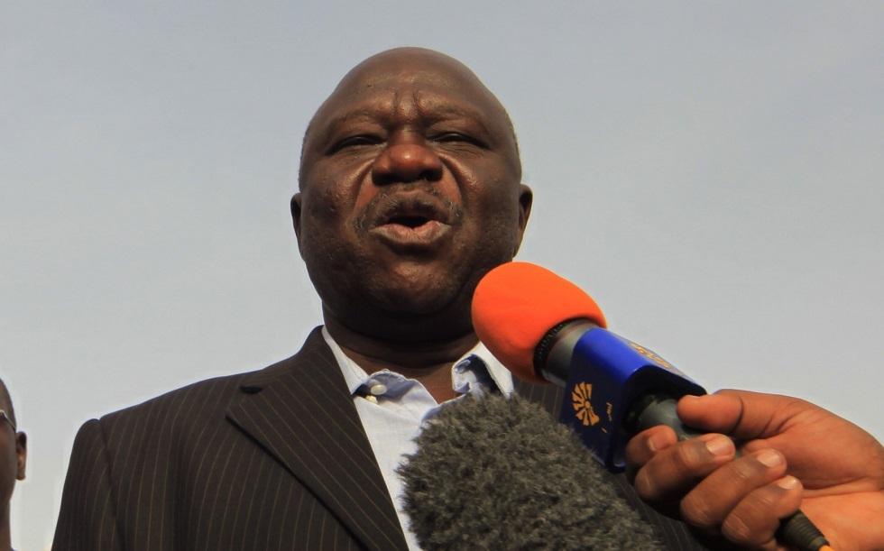 عبد العزيز الحلو قائد الحركة الشعبية لتحرير السودان-شمال