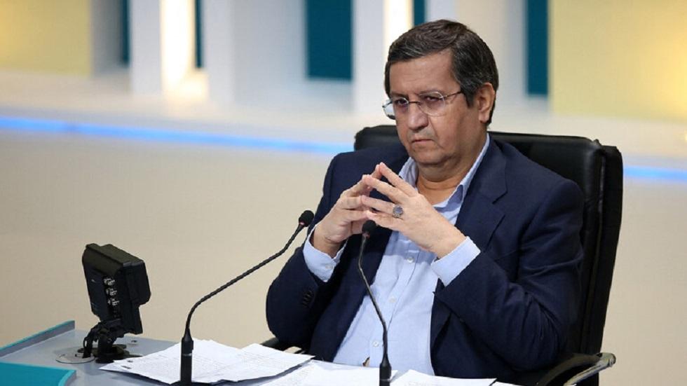 المرشح الرئاسي الإيراني عبد الناصر همتي
