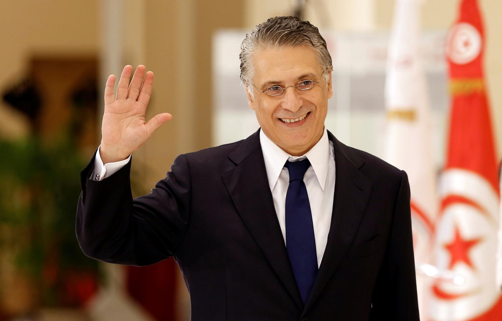 تونس.. القضاء يفرج عن المرشح الرئاسي السابق نبيل القروي