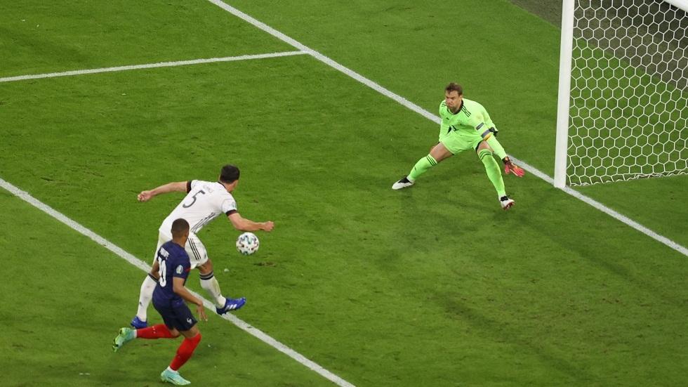 بنيران صديقة.. ألمانيا تسقط أمام فرنسا في أمم أوروبا (فيديو)