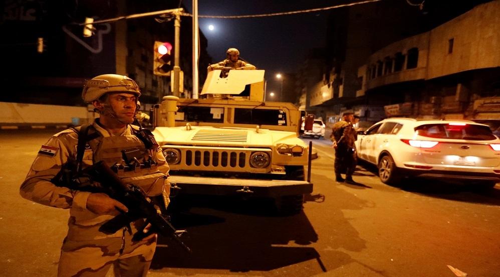 سقوط طائرة مسيرة تحمل مقذوفات جنوبي العاصمة العراقية