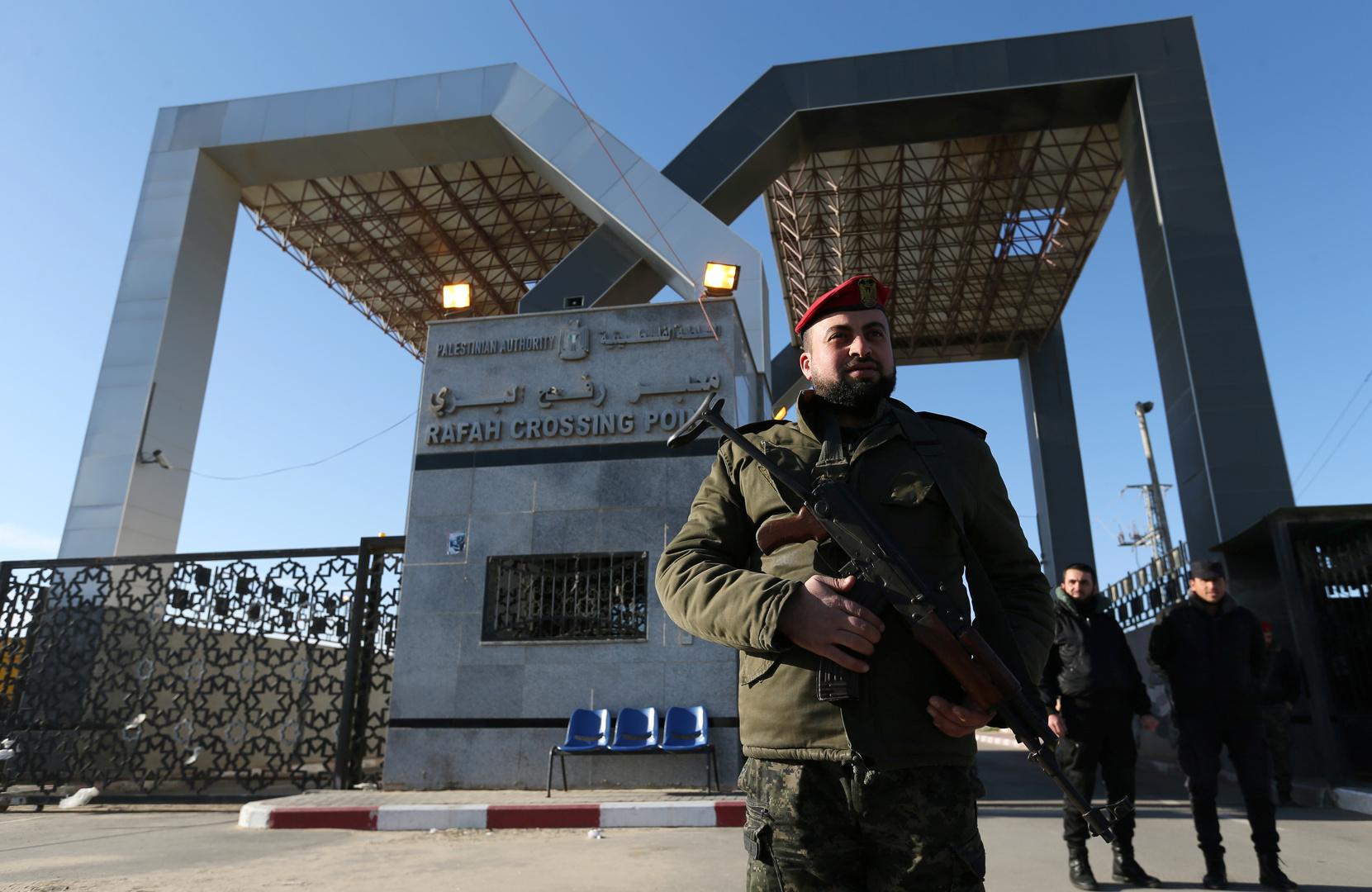 تفاهم تركي مصري لإبقاء معبر رفح مفتوحا لإيصال المساعدات إلى قطاع غزة