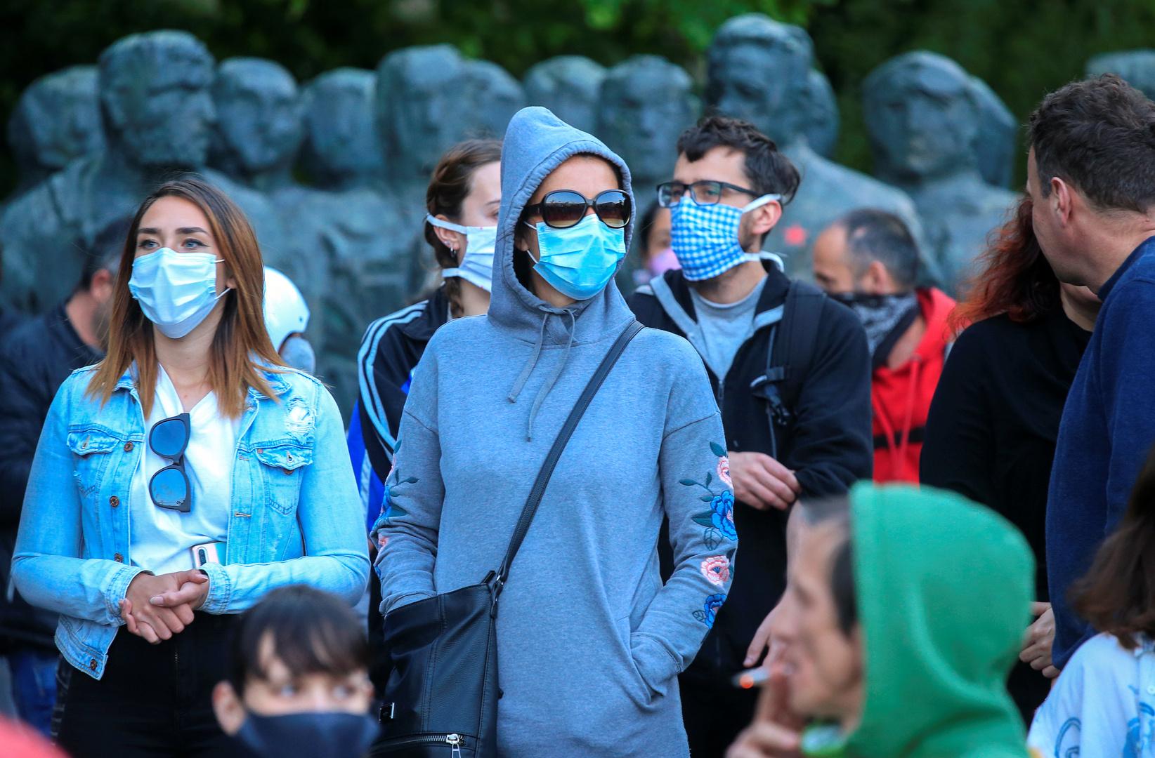 سلوفينيا تعلن نهاية وباء كورونا في البلاد