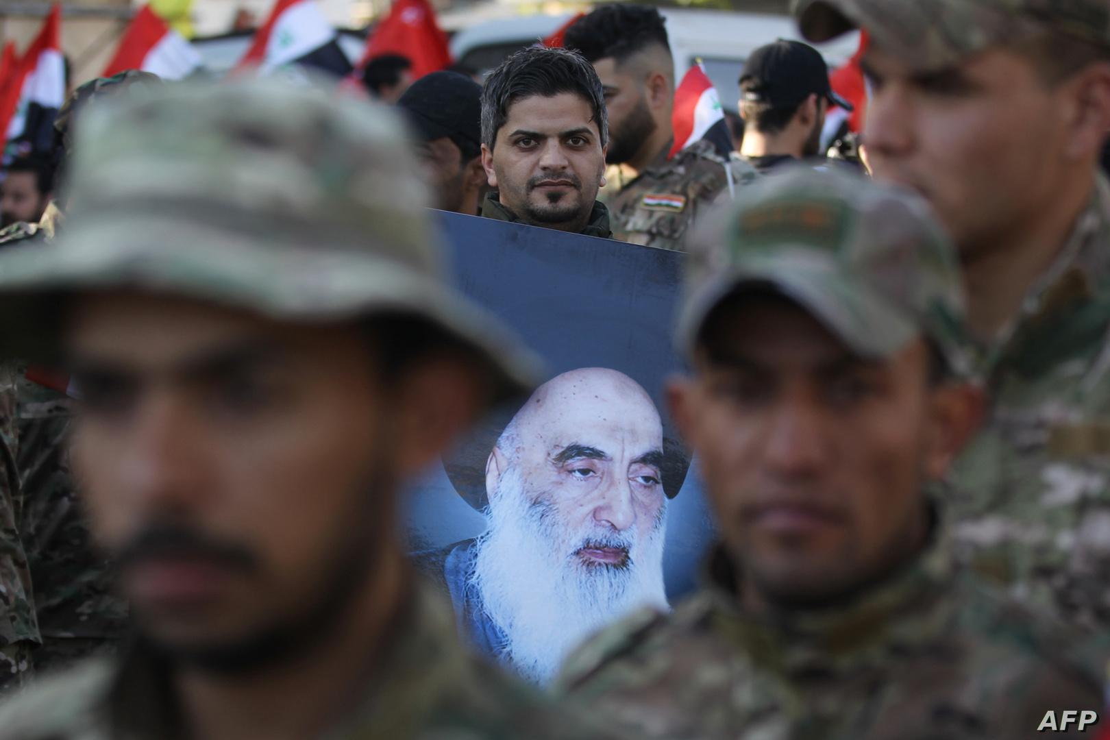 مصدر لـRT: حشد المرجعية لن يشارك في الاستعراض العسكري للحشد الشعبي