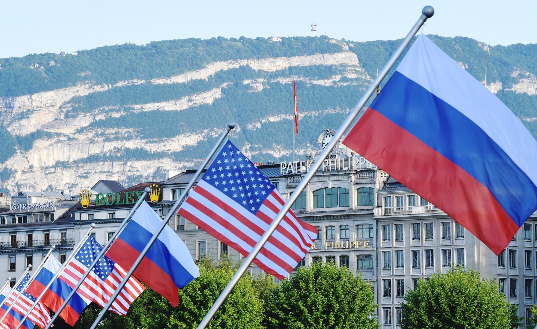 جنيف في انتظار قمة بوتين-بايدن