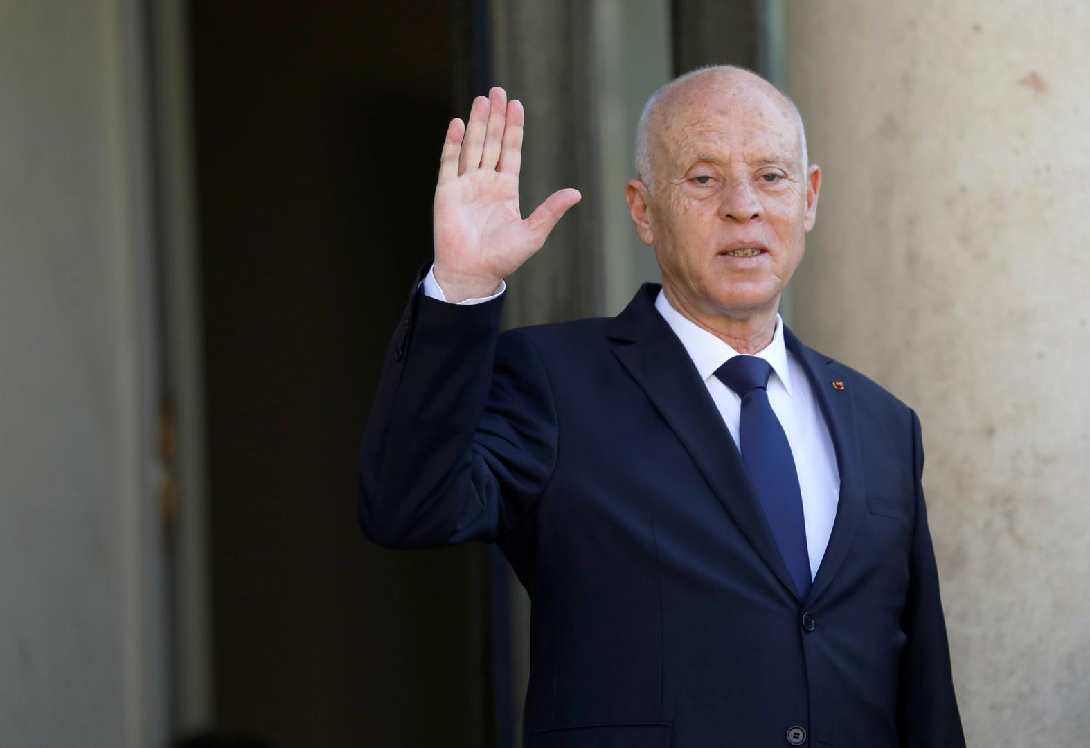دي مايو يستقبل قيس سعيد في زيارة الرئيس التونسي الأولى لإيطاليا
