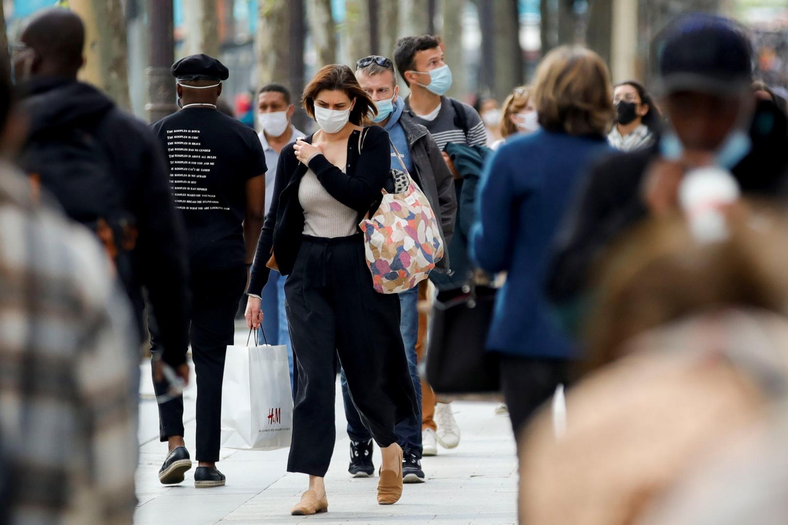 إسبانيا تلغي إلزامية ارتداء الكمامات الأماكن العامة قريبا