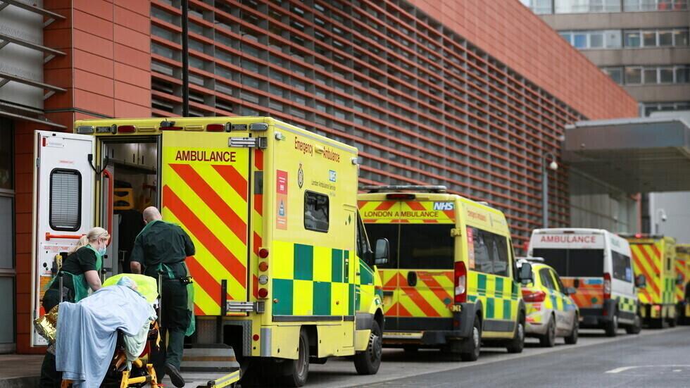 بريطانيا تسجل أكبر عدد للإصابات الجديدة بكورونا منذ 25 فبراير