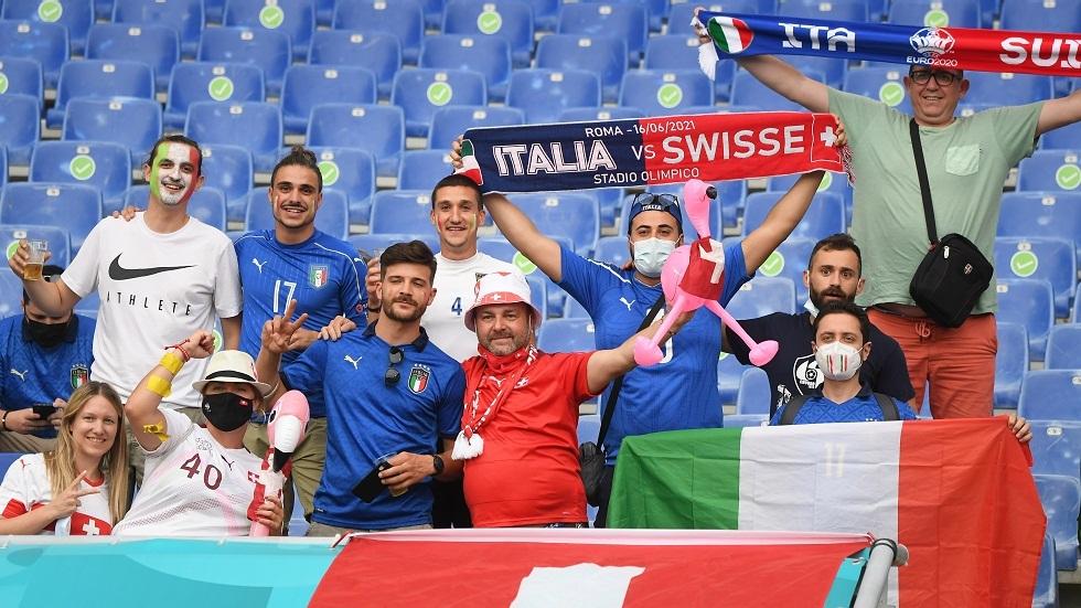 أمم أوروبا.. التشكيلة الأساسية لمواجهة إيطاليا وسويسرا