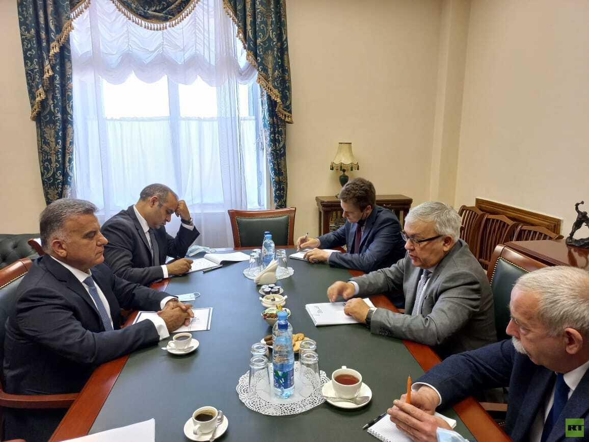 المدير العام للأمن العام اللبناني يبحث مع مسؤولين روس كبار الوضع في لبنان والمنطقة