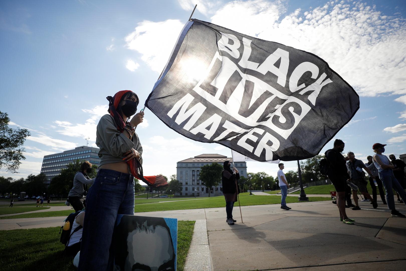 حياة السود مهمة