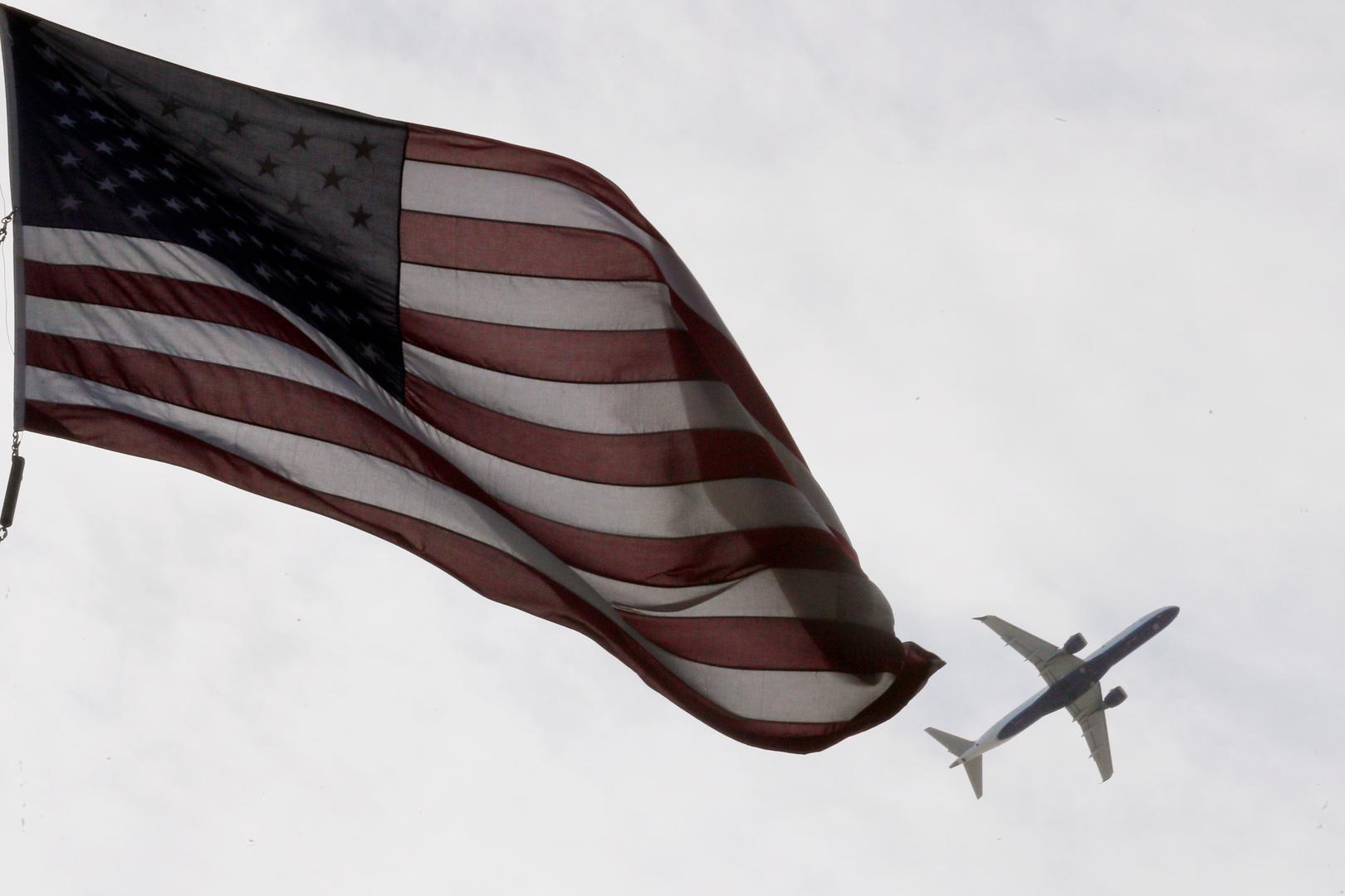 تعطل مواقع شركات الطيران الأمريكية الكبرى