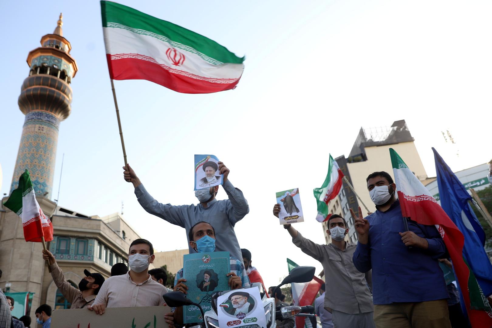 السباق الانتخابي للرئاسة الإيرانية