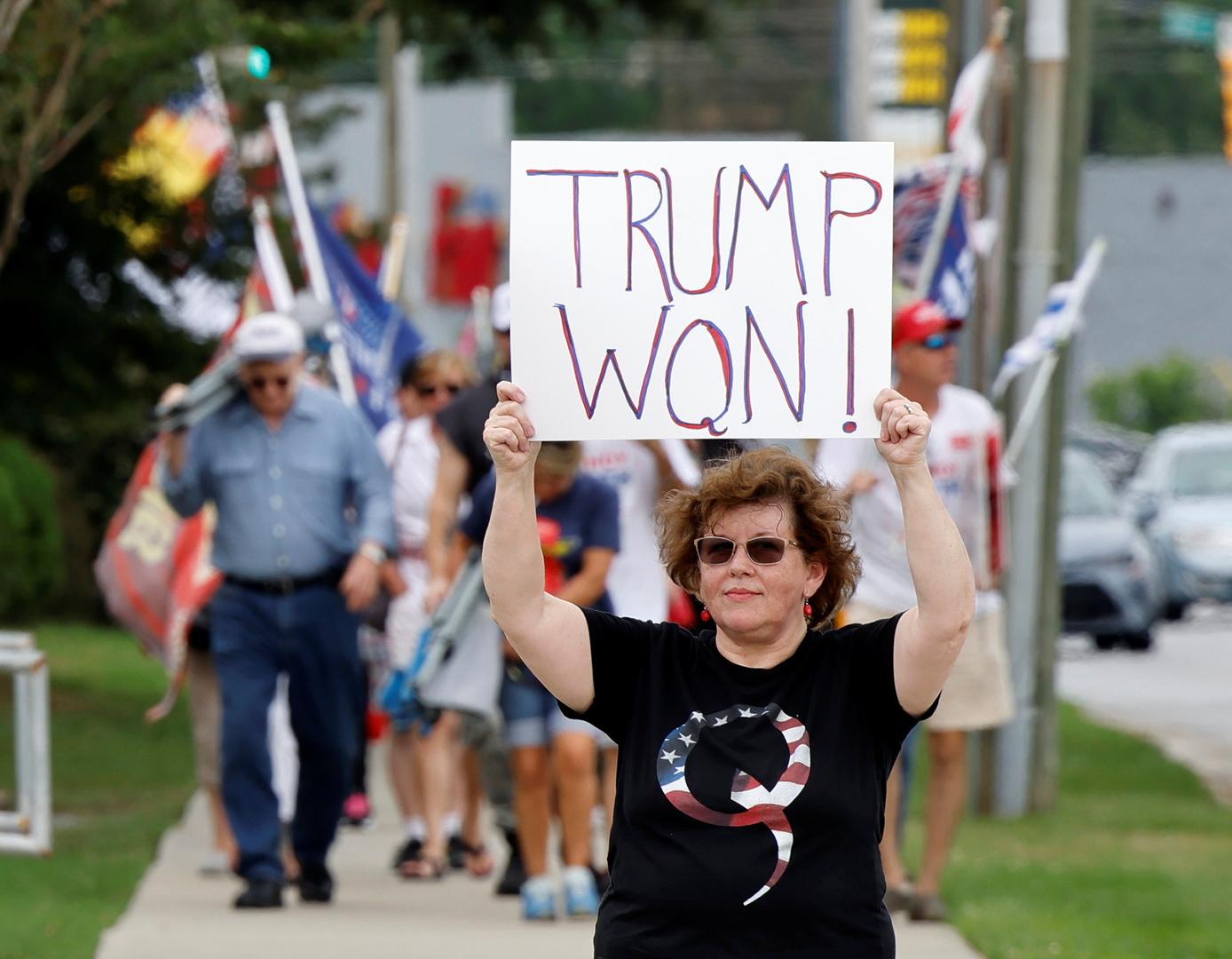 استطلاع: 51% من الجمهوريين يعتبرون أن نتائج انتخابات 2020 ستتغير