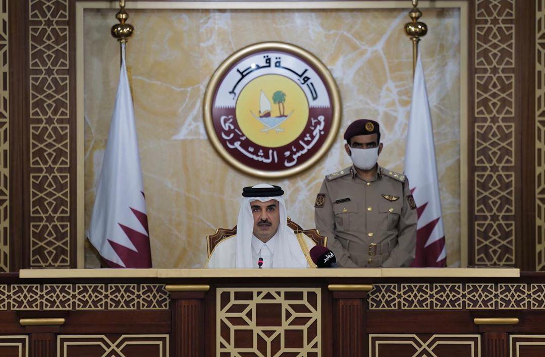 أمير قطر الشيخ تميم بن حمد، أرشيف