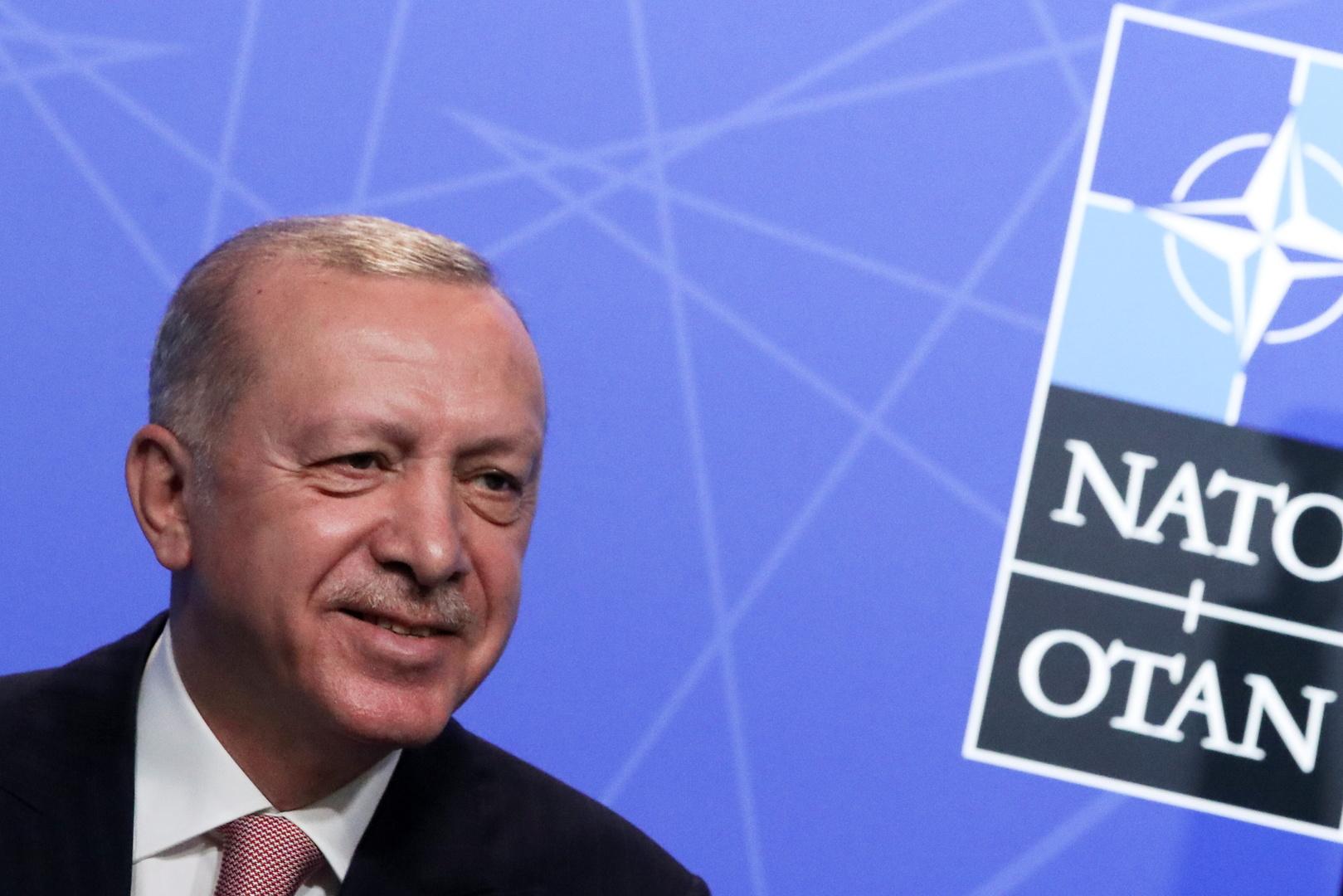 أردوغان: تركيا تستطيع تحمل مزيد من المسؤوليات في أفغانستان بعد انسحاب الناتو