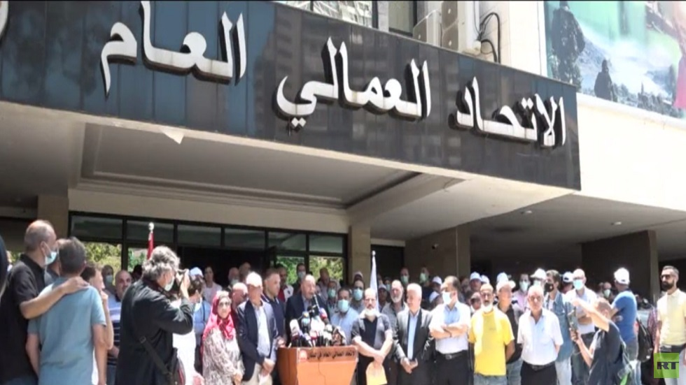 إقفال تام في لبنان التزاما بالإضراب العام