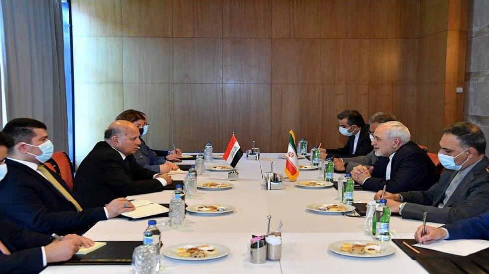 بغداد وطهران تؤكدان ضرورة دعم الاستقرار والسلام في المنطقة