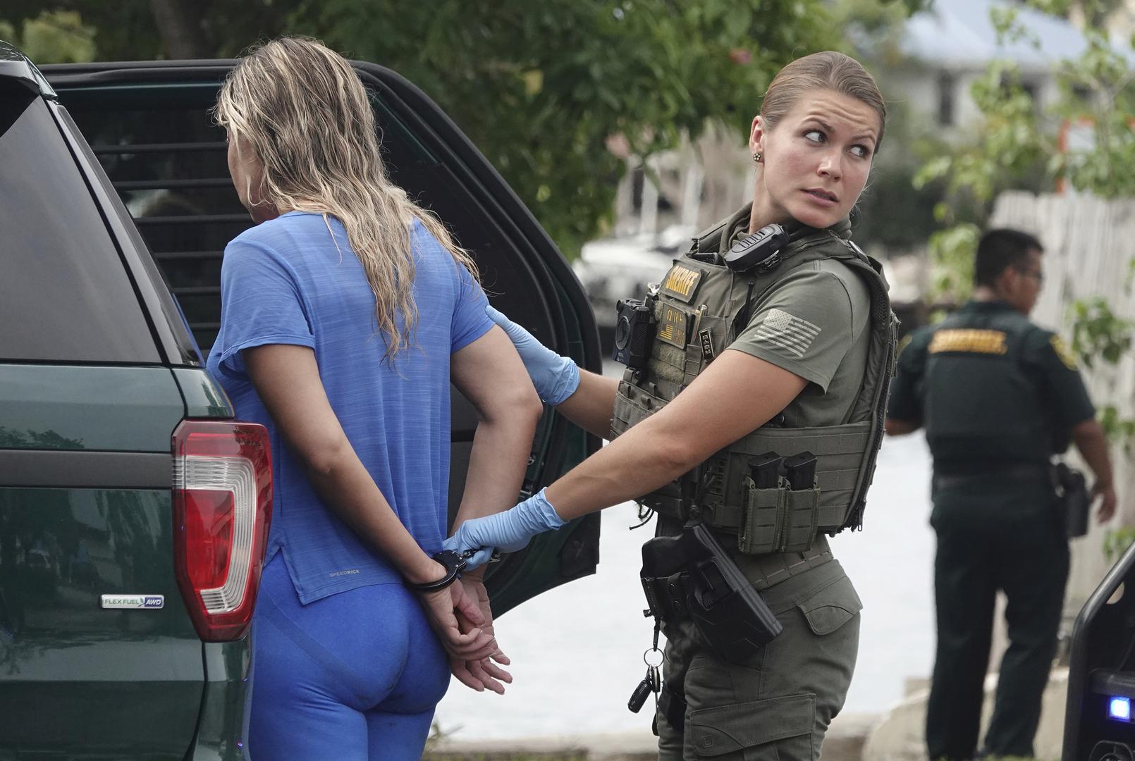 الولايات المتحدة.. اعتقال 14 لاجئا لدى وصولهم إلى ساحل فلوريدا