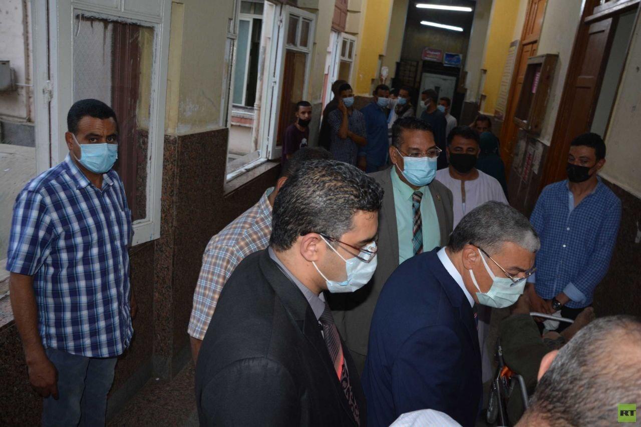 مصر.. ارتفاع حصيلة ضحايا حادث زفاف المنيا إلى 8 وفيات (صور)