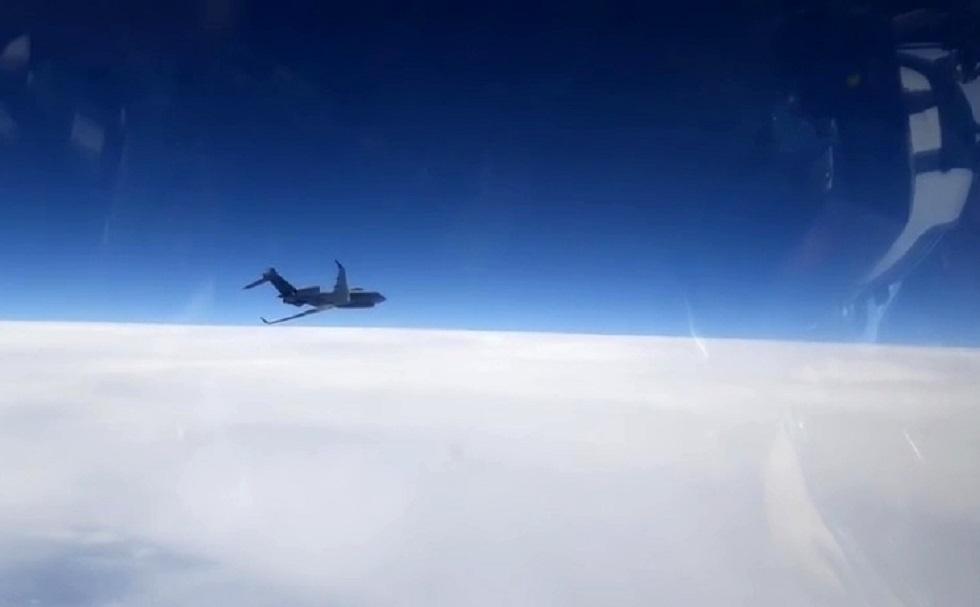 الدفاع الروسية: 54 طائرة أجنبية قامت بالاستطلاع قرب الأجواء الروسية خلال أسبوع