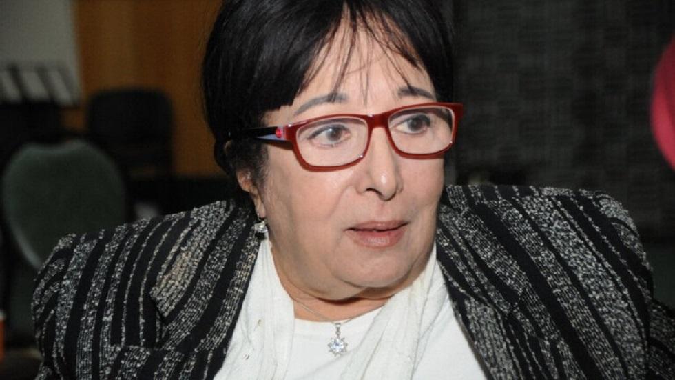 الفنانة المصرية القديرة سميرة عبد العزيز