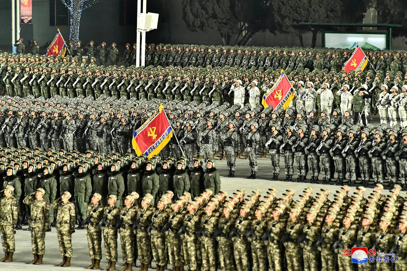 تقرير: كوريا الشمالية الأعلى إنفاقا في المجال العسكري مقابل حجم الناتج المحلي الإجمالي في العالم