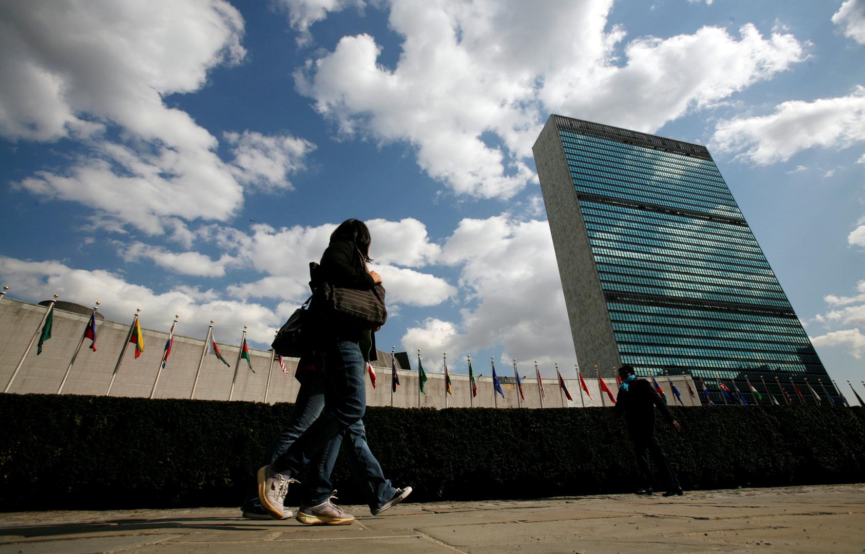 الجمعية العامة للأمم المتحدة تبحث إمكانية عقد دورتها المقبلة حضوريا