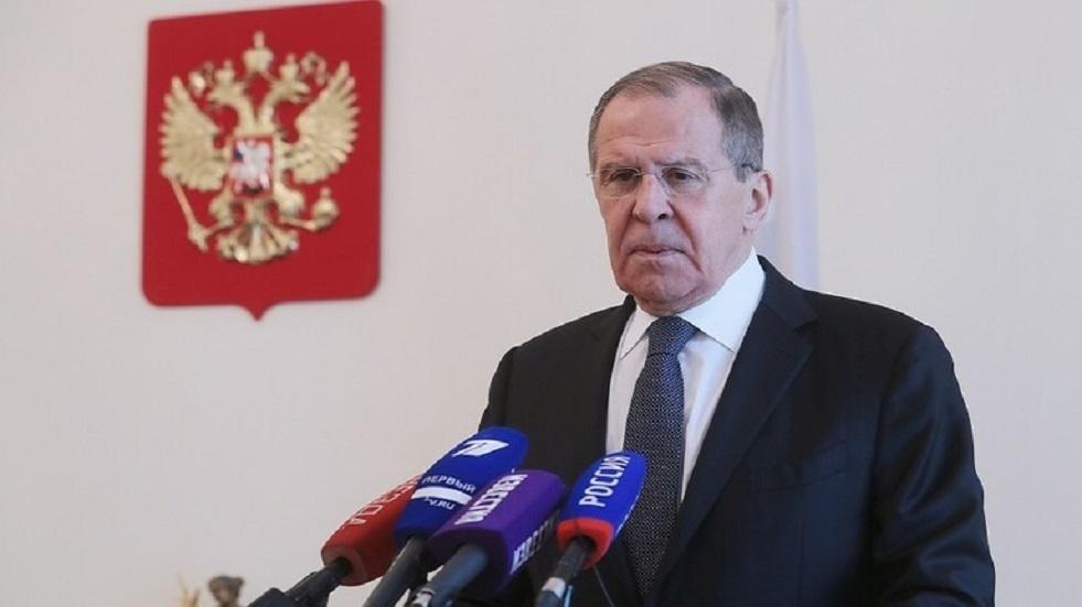 لافروف: حرب هجينة تجري ضد روسيا وبيلاروس